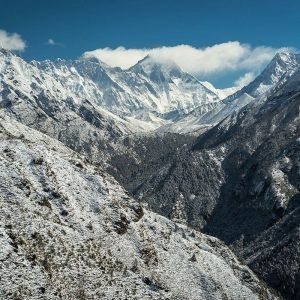 everest three high passess trekking
