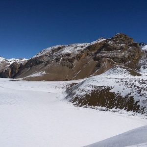 tilicho lake and thorang la trek