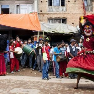 festival tour in nepal