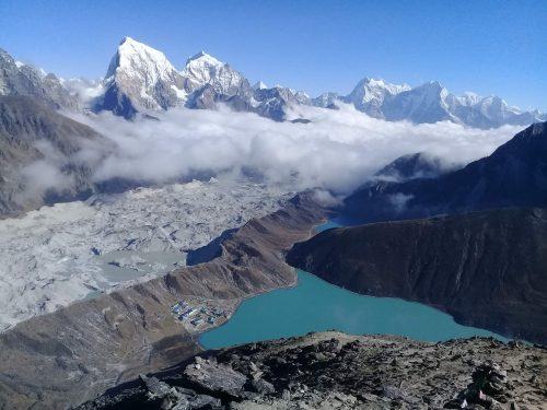 gokyo ri everest view trek
