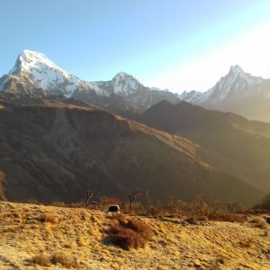 Khair Ridge Trekking